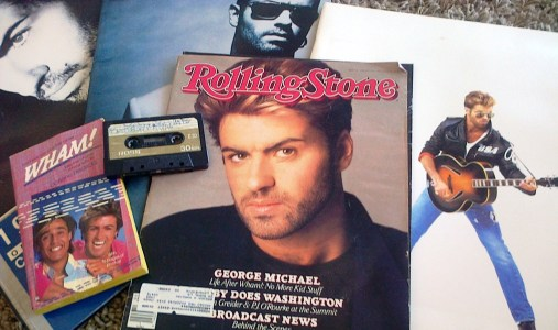 blog george michael