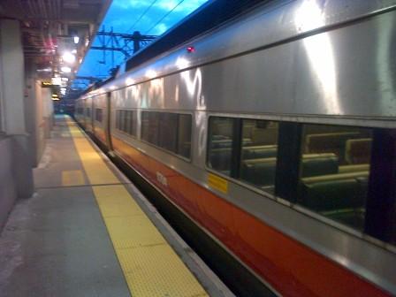 Blog MTA Train