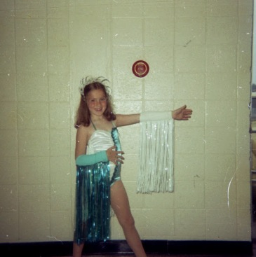 1977 Brenda dancing