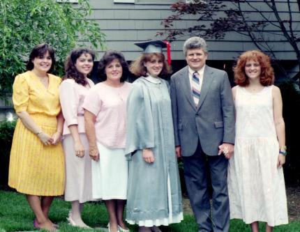 1987 family photo