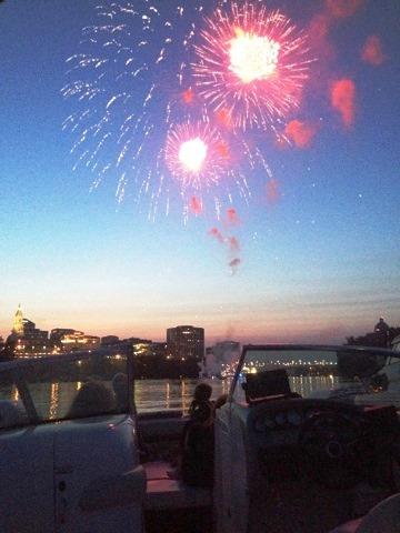 Hartord Fireworks