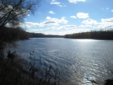 November 2015 ct river